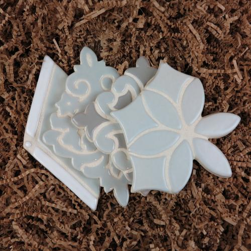 Custom handmade tile samples