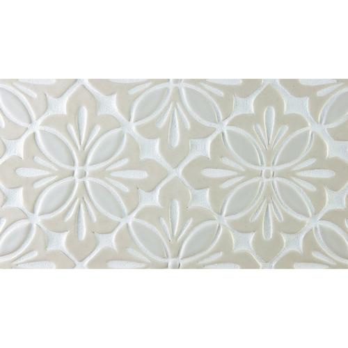 Cobham handmade tile border