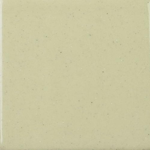 Cream Glaze on Handmade Tile