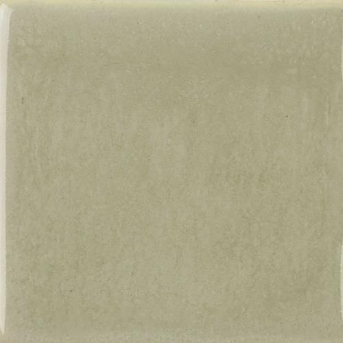 Latte Glaze on Handmade Tile
