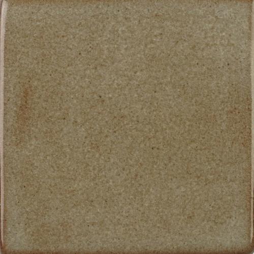 Stone Gray Glaze on Handmade Tile