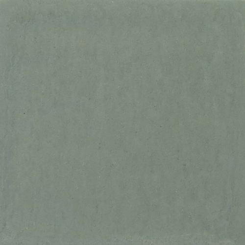 Blue-Gray Glaze on Handmade Tile