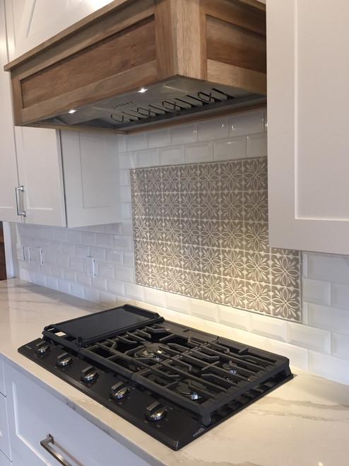 Fresh Farmhouse Kitchen With Cobham Handmade Tile Julep