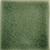 Forest Green Crackle Glaze on Handmade Tile