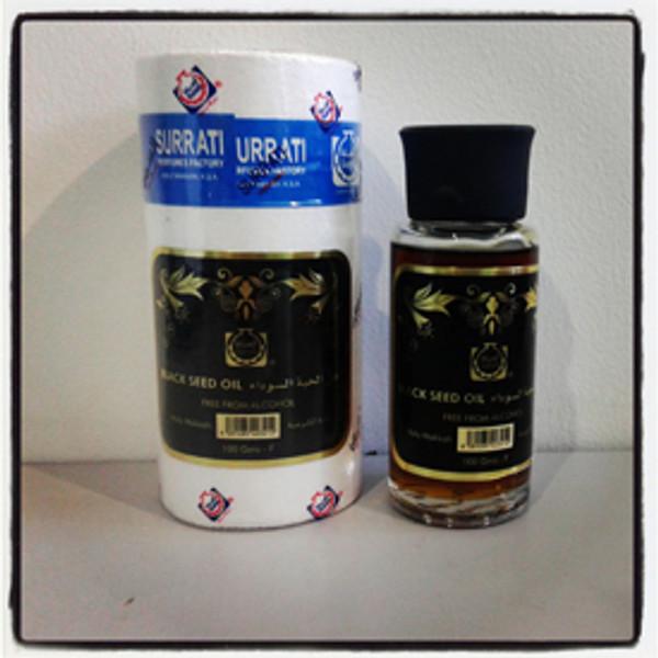 Surrati Black Seed Oil 100ml -  Super Potent!!!