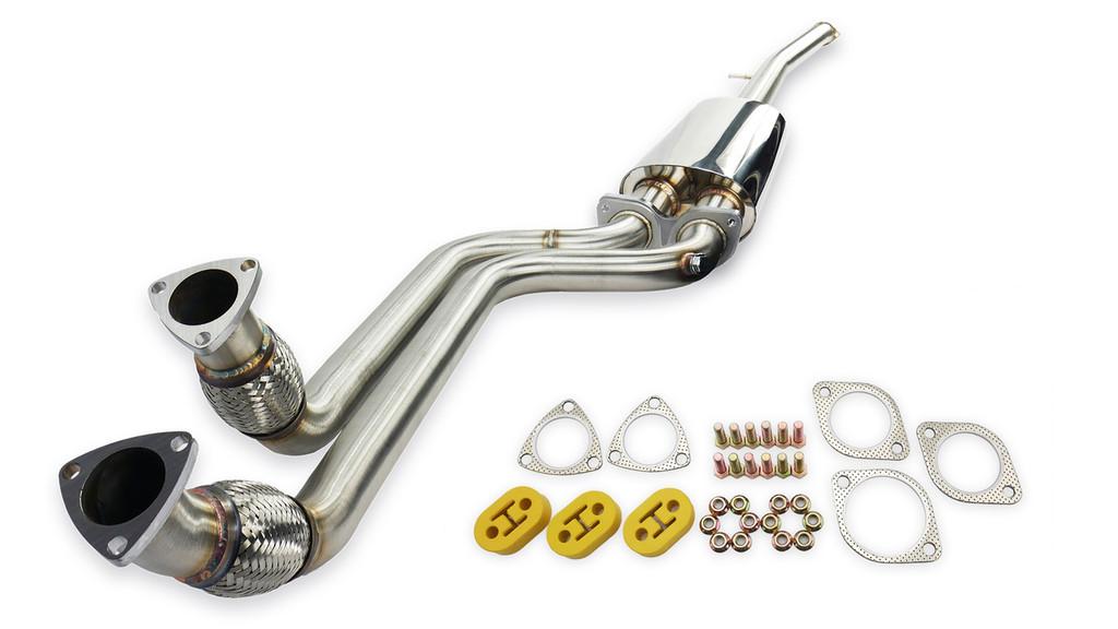 ISR Performance Series II Blast Pipe BMW E36 Full Exhaust System