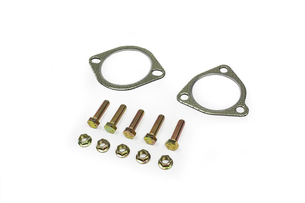 "ISR Stainless Steel 3"" Downpipe For Nissan 240SX KA24DE-T Bottom or Top Mount Turbo Setup"