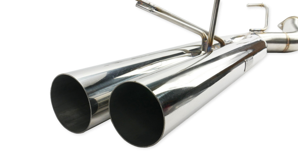 ISR 240sx Dual Straight Pipe Exhaust