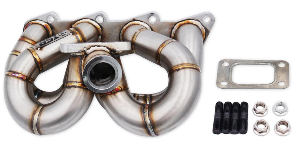 400Hp-550HP Top Mount KA24DE Turbo Kit For Nissan 240sx Ram Horn Manifold