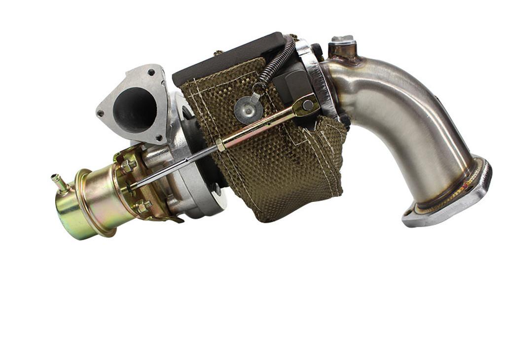 ISR Performance Titanium Turbo Blanket - T25/T28