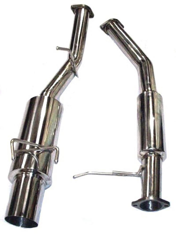 ISR Performance GT Single Exhaust Nissan 240sx 89-94 S13