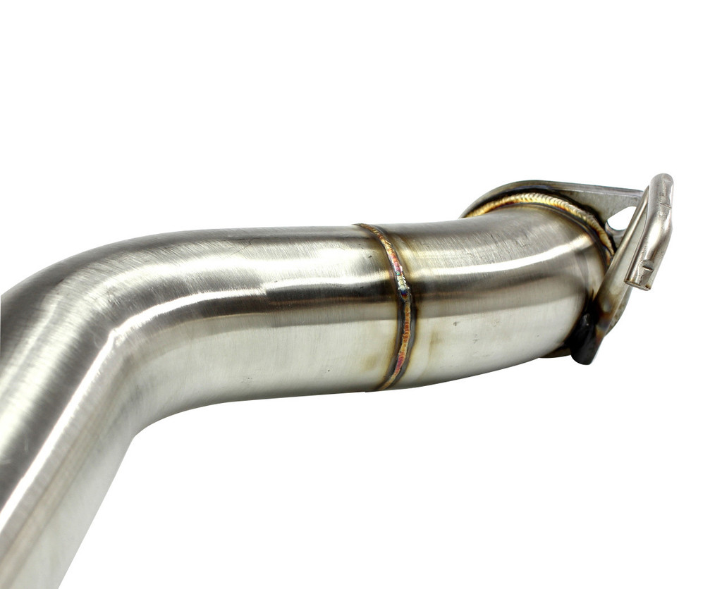 """ISR Performance Stainless Steel 3"""" Downpipe w/Flex - Hyundai Genesis Coupe 2.0L Turbo"""
