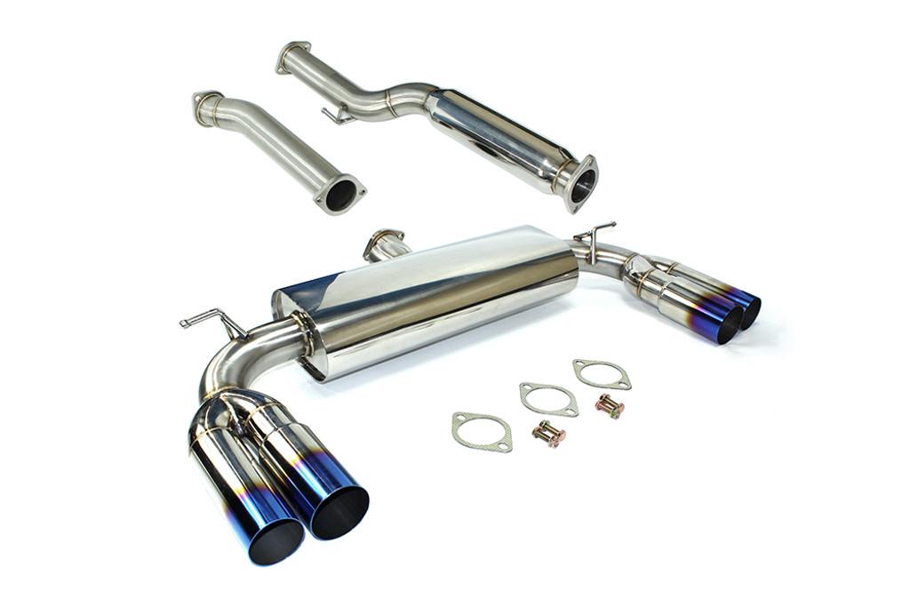 ISR Performance Street Exhaust - Hyundai Genesis Coupe 2.0T 09-13