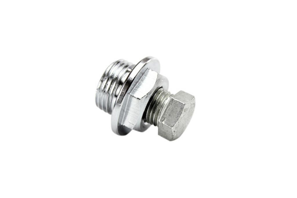 ISR Performance O2 Sensor Adapter - Nissan SR20DET