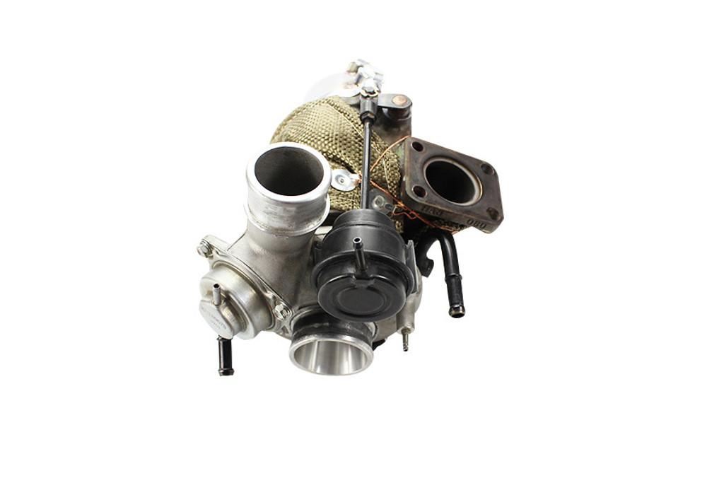 ISR Performance Titanium Turbo Blanket - Hyundai Genesis Coupe 2.0T