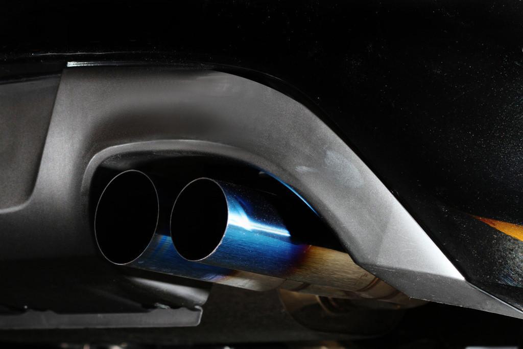 ISR Performance Street Exhaust - Hyundai Genesis Coupe 3.8 V6 09-13