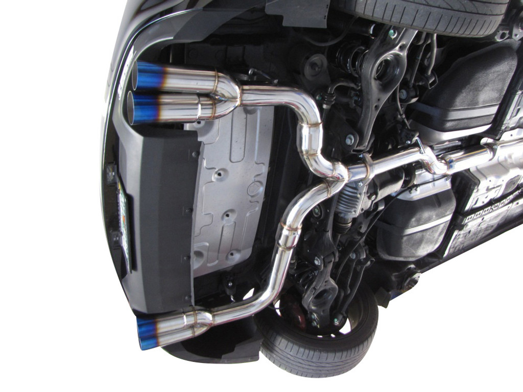 ISR Performance Race Exhaust - Hyundai Genesis Coupe 3.8 V6 09-13