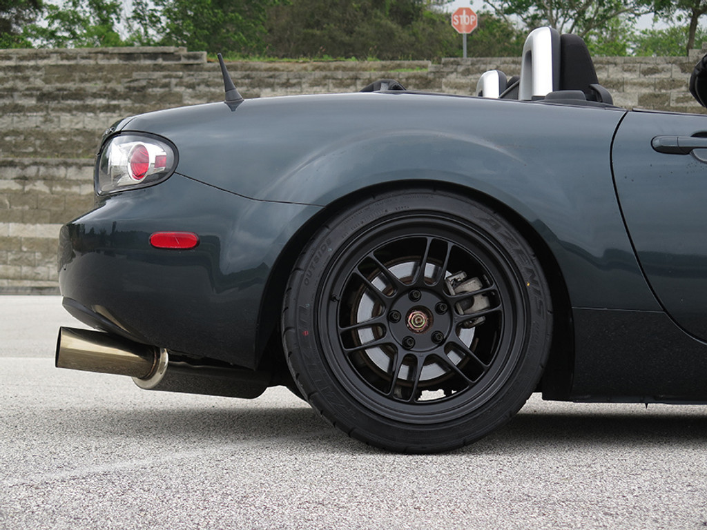ISR Performance Circuit Spec Exhaust - Miata NC(06-13)