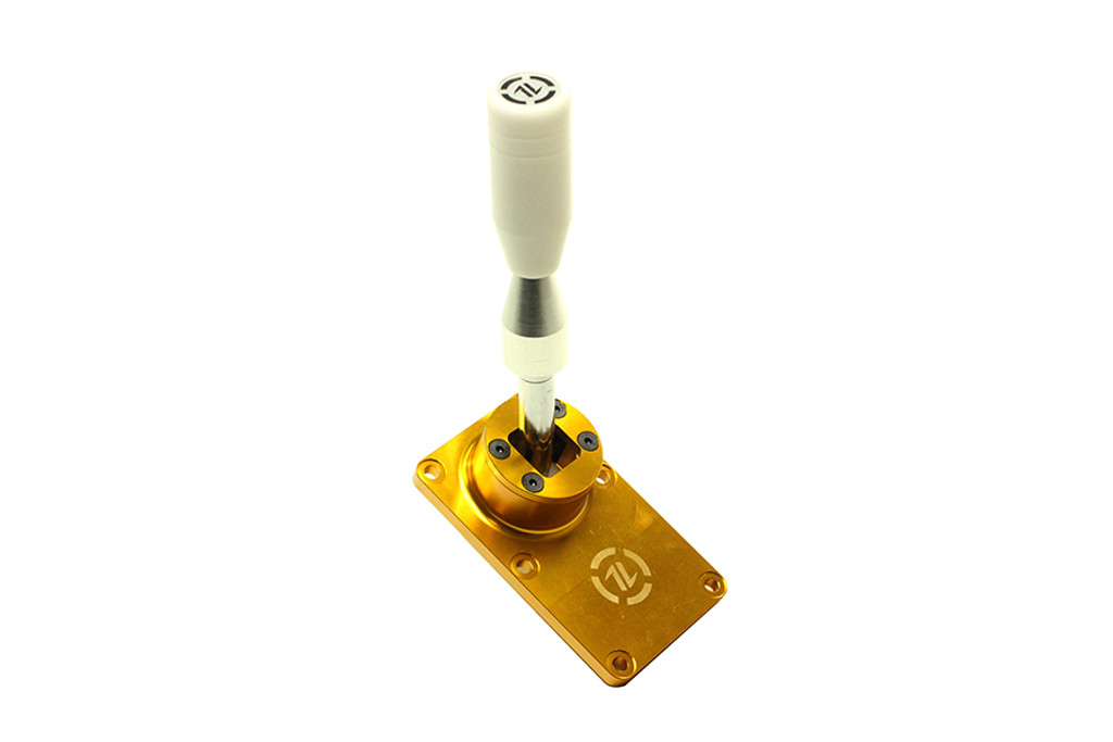 ISR Performance Shift Knob - 100mm - White