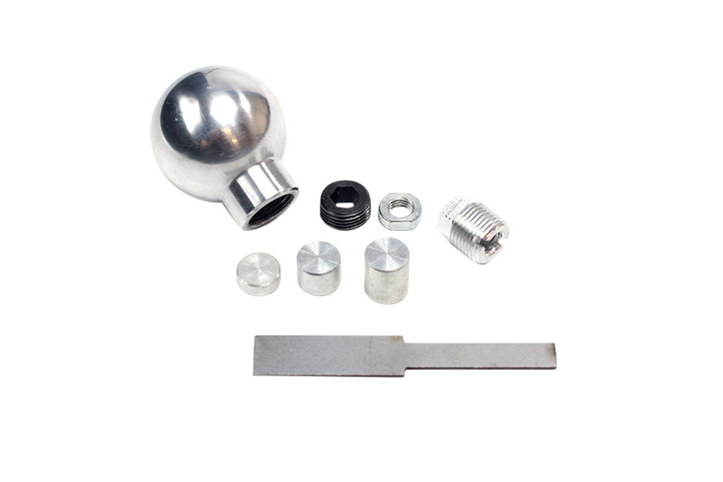 ISR Performance Billet Aluminum Height Adjustable Shift Knob