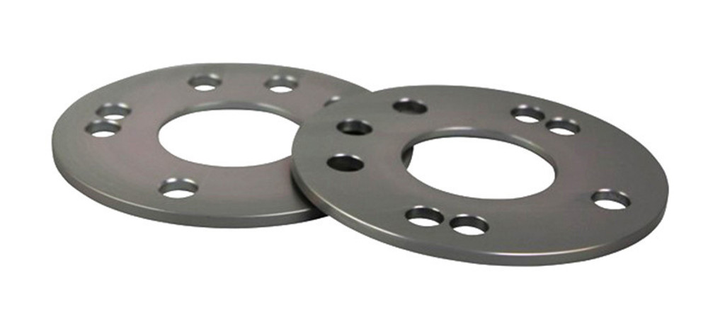 ISR Performance Wheel Spacers - 4/5x114.3 Bolt Pattern - 66.1mm Bore - 10mm Thick (Individual)