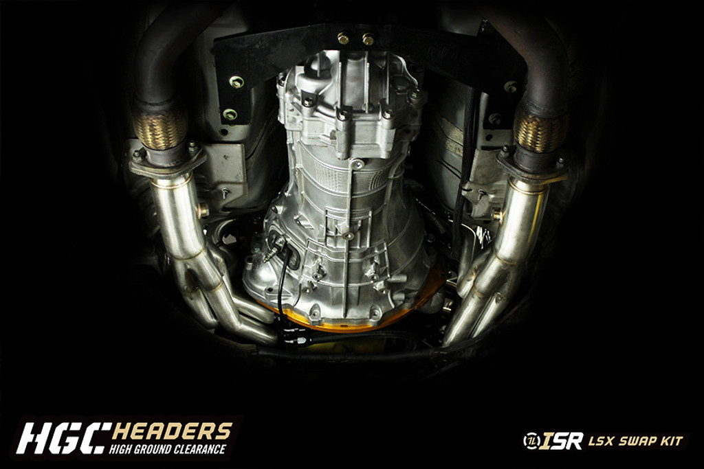 ISR Performance - Transmission Adapter LSx to 350Z CD00x 6MT 03-08 **Late (HR)**