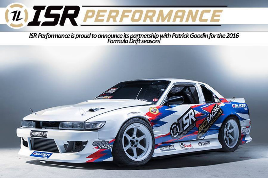 ISR Performance LS Swap Mounts for Nissan 240sx S13/14