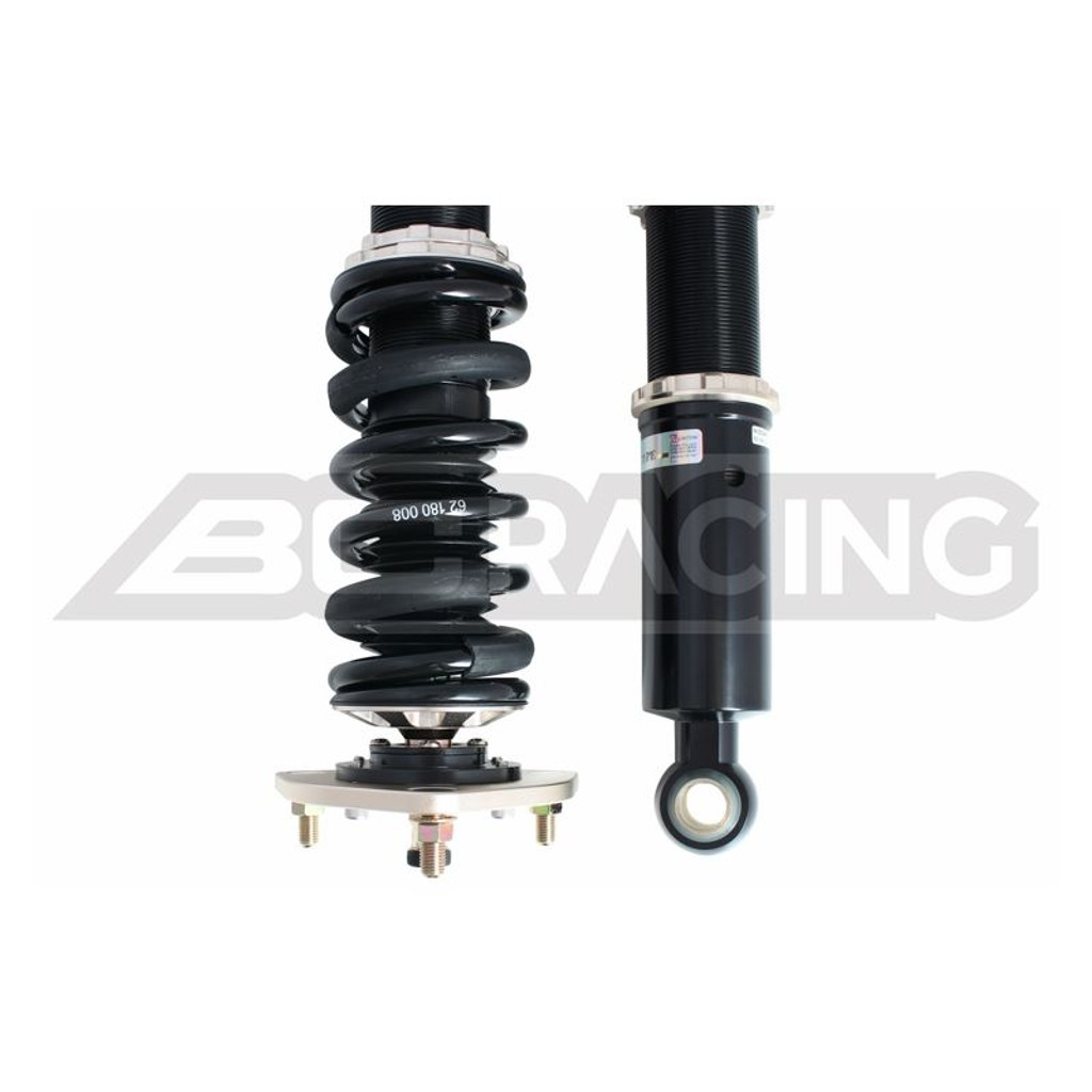 BC Racing BR Series Coilovers - Nissan 240SX 89-94