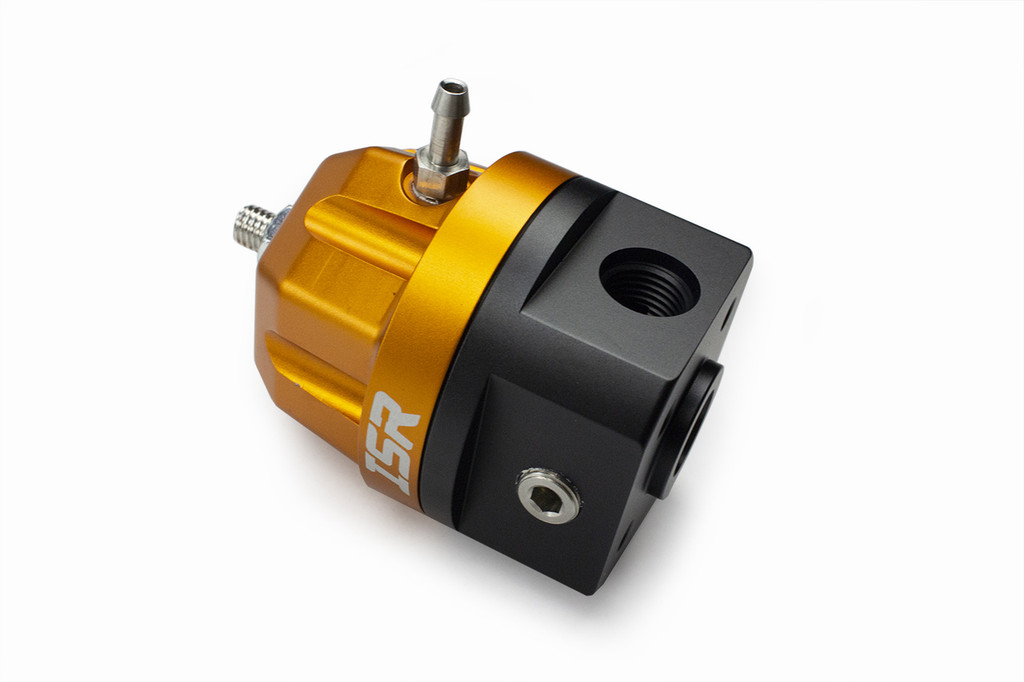 ISR Performance Fuel Pressure Regulator - V2 Ethanol Compatible
