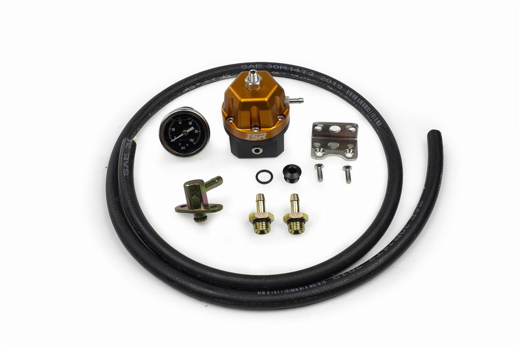 ISR Performance Fuel Pressure Regulator Kit for Nissan KA / SR / RB V2