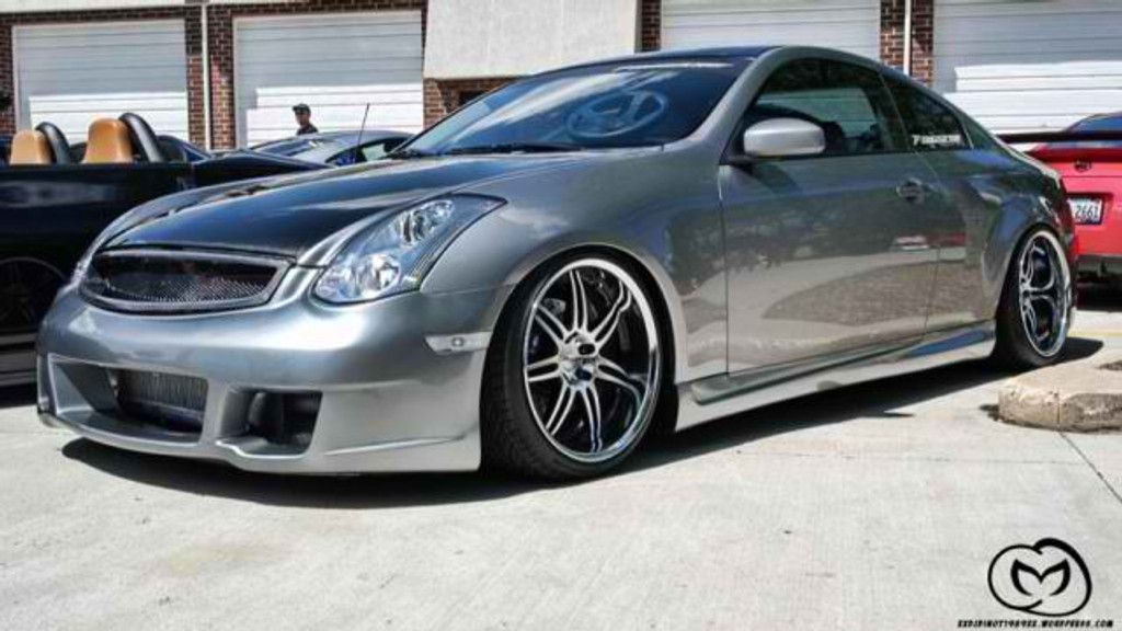2004 Infiniti G35 Supercharged Coupe For Sale