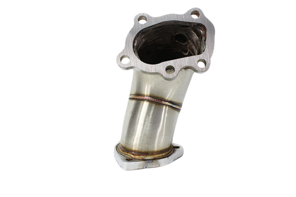 ISR Performance 3 inch )2 elbow for KA24DE Turbo Kit Package For Nissan 240sx sold by Ace Up Motorsports