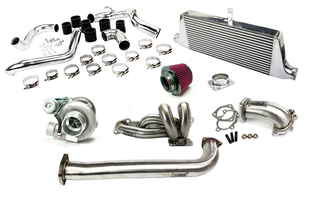 ISR Performance KA24DE Turbo Kit Package For Nissan 240sx sold by Ace Up Motorsports