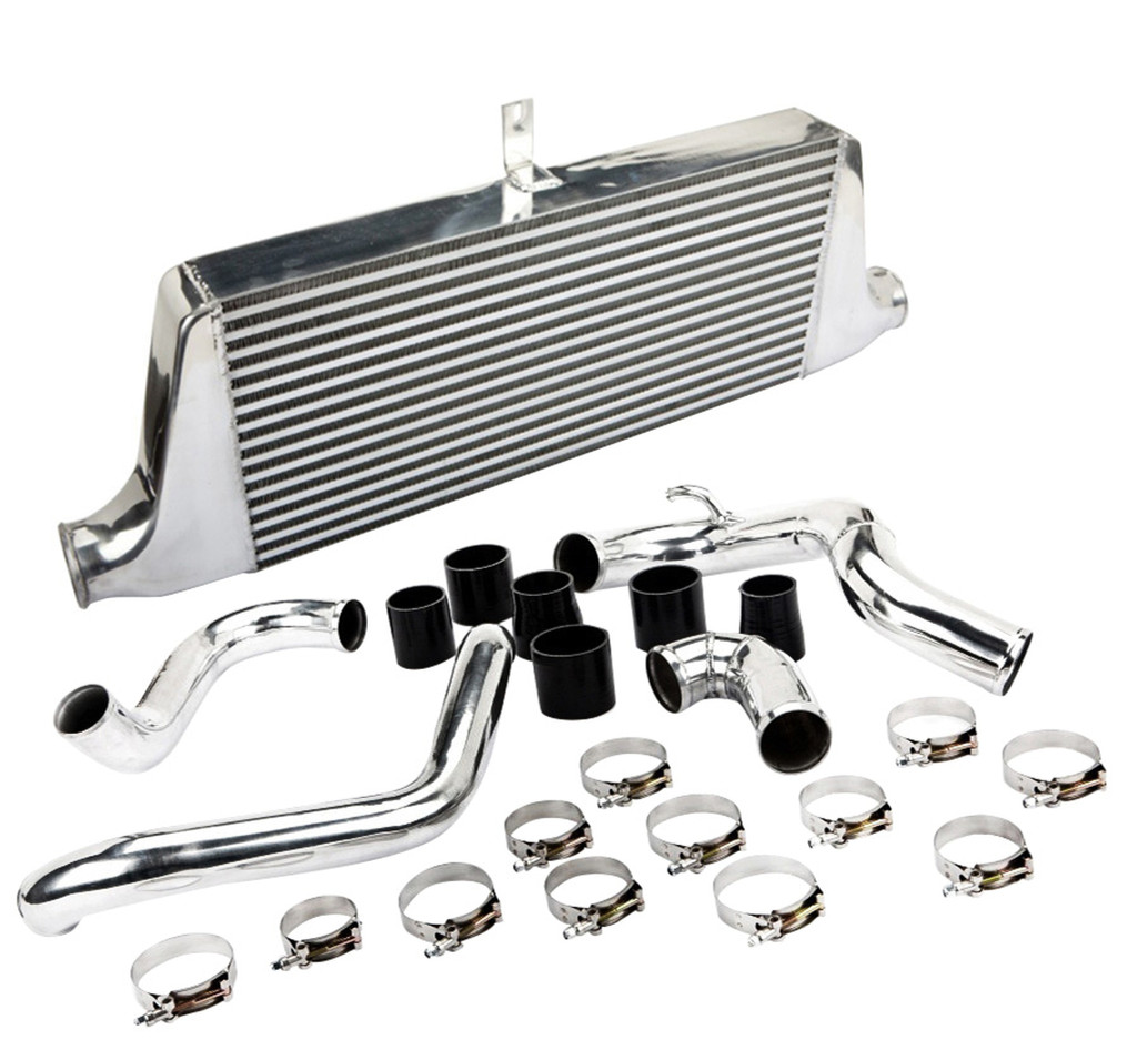 ISR Performance M spec Intercooler kit for KA24DE Turbo Kit Package For Nissan 240sx sold by Ace Up Motorsports
