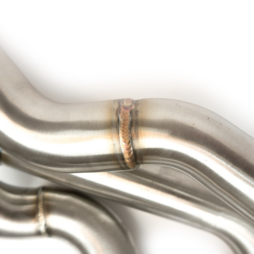 ISR Long Tube Headers For Nissan 370Z / G37 VQ37HR presented By Ace Up Motorsports