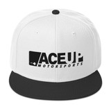Ace Up Snapback Hat