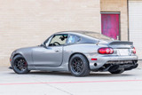 2004 MazdaSpeed Miata Fastback Autocross Ready tastefully modified presented by Ace Up Motorsports