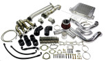 ISR Miata Turbo Kit for NB 1999-2005 1.8l engine with intercooler, exhaust manifold, piping, and downpipe. Does Not include Turbo.