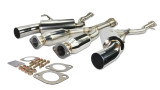ISR Performance ST Series Infiniti Q60 Exhaust Y-pipe back for 2016+