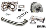 400Hp-550HP Top Mount KA24DE Turbo Kit For Nissan 240sx