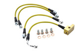 ISR Performance Brake Line Kit - Mazda Miata 01-05 (Sport Suspension 4 line kit)