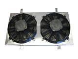 ISR Performance Radiator Fan Shroud Kit - Nissan SR20DET S13