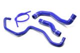 ISR Performance Silicone Radiator Hose Kit Nissan 350z 2003-2006 - Blue