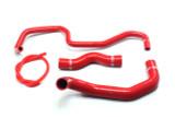 ISR Performance Silicone Radiator Hose Kit Nissan 350z 2003-2006 - Red