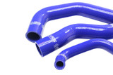 ISR Performance Silicone Radiator Hose Kit Nissan 370z 2009+ - Blue