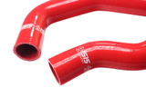 ISR Performance Silicone Radiator Hose Kit Nissan 370z 2009+ - Red