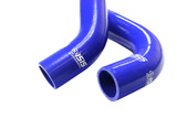 ISR Performance Silicone Radiator Hose Kit Nissan 350z 2007-2009 - Blue