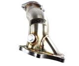 "ISR Performance Stainless Steel 3"" O2 Housing - Hyundai Genesis 2.0L Turbo - 2013"