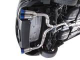 ISR Performance Race Exhaust - Hyundai Genesis Coupe 2.0T 09+