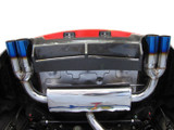 ISR Performance Street Exhaust - Hyundai Genesis Coupe 3.8 V6 09-13 presented by Ace Up Motorsports